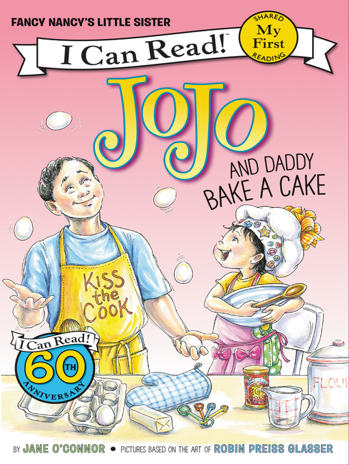 Title details for JoJo and Daddy Bake a Cake by Jane O'Connor - Available
